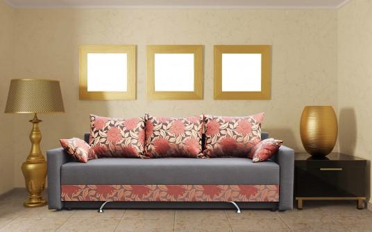 Kárpitozott kanapé